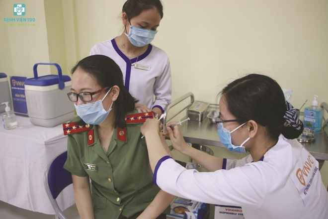 199 Hospital combats COVID-19 together with Healthcare sector of Da Nang city