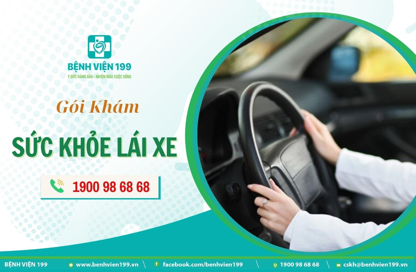 Driving License health check-up package