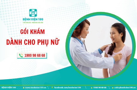 Health check-up for women